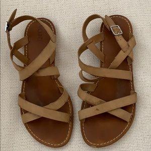 Abound sandals size 8